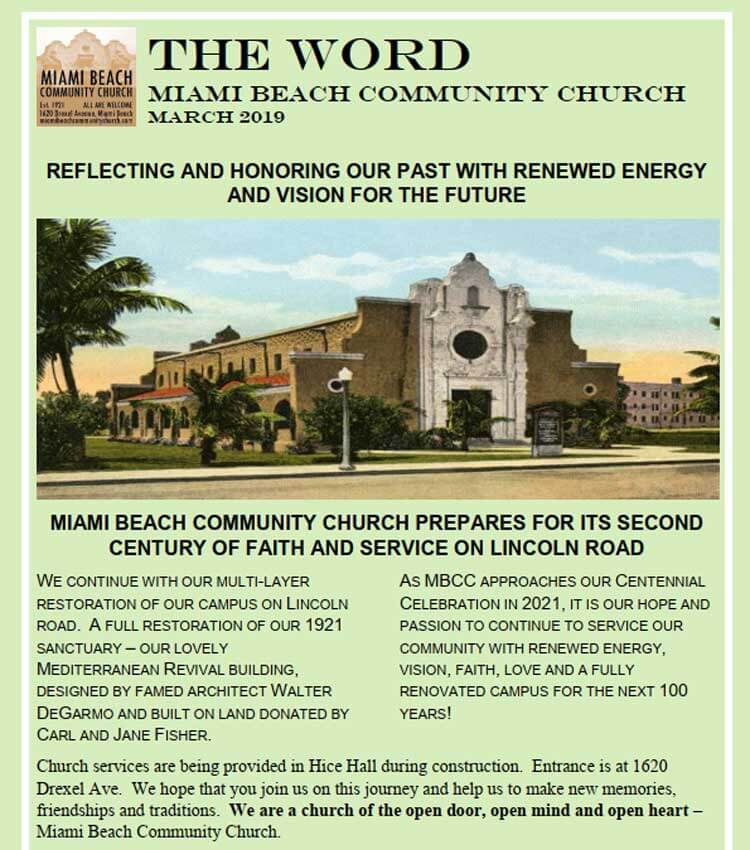 Miami-community-Church-Newsletters-the-world-03152019