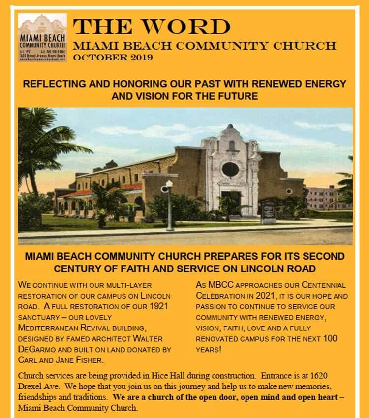 Miami-community-Church-Newsletters-the-world-10152019